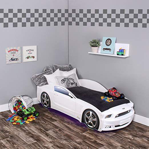 Kagu Autobett Kinderbett Jungendbett Juniorbett Im Design Eines