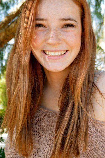 older freckles