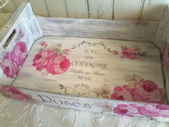 "^^ Manualidades El Dintel: "" Rosa rosae "" :)"