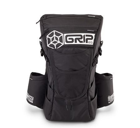 The Original Grip EQ C14 Agile disc golf bag ~ This is the design innovation that re-defined light weight agility with full functional utility and durability in Backpack Disc Golf bags. Complete with Adjustable 2 Putter Top Pocket, Side Slash Stash Pockets, ample zippered Storage Pocket plus Dual Insulated Bottle Holders. The Original Agile 16 …