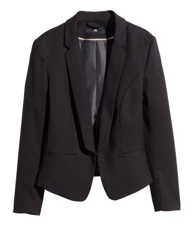 Fitted Jacket | H&M US | $35
