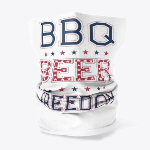 Bbq Beer Freedom Standard T Shirt Front Beer Bbq Freedom