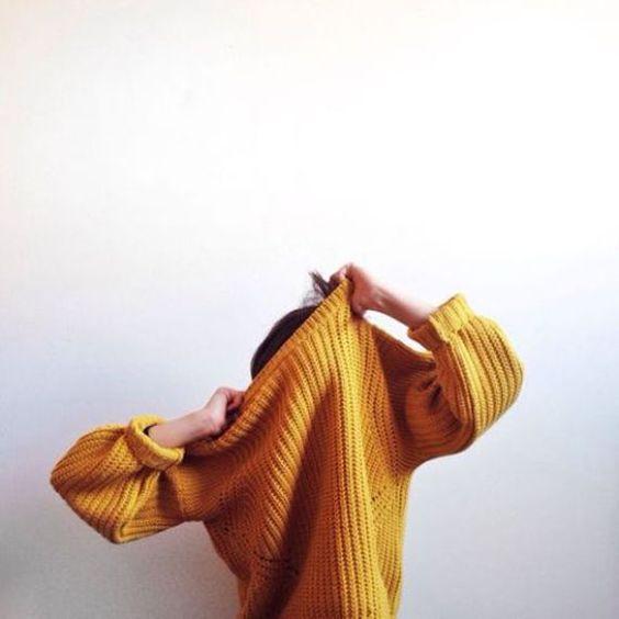 knitGrandeur: Ochre