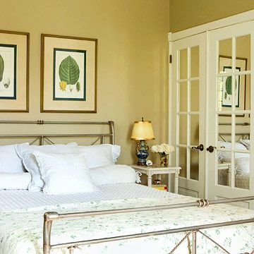 ... French Door mirrored french doors : Freshen Your Bedroom with Low-Cost  Updates | Sliding ...