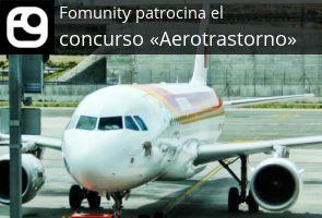 """Fomunity - Concurso fotográfico """"Aerotrastorno"""""""
