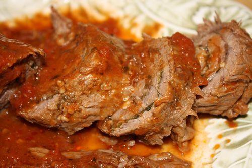 italian braciole beef braciole braciole recipe beef veal pork italian ...
