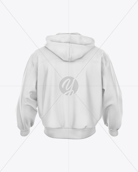 Download Harrington Hooded Jacket Mockup Back View In Apparel Mockups On Yellow Images Object Mockups Clothing Mockup Jackets Mockup Free Psd