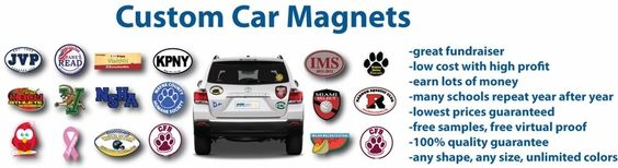 Get More Noticed With Custom Car Decals Car Magnets Pinterest - Custom car magnets for fundraising