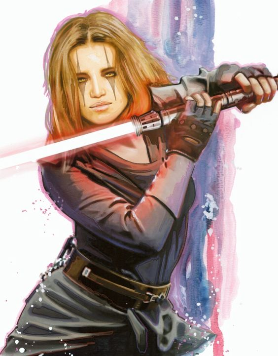 "Zannah, known as ""Rain"" during her childhood, was a Human female from the planet Somov Rit. She was recruited to fight for the Jedi's Army of Light during the Ruusan campaign of the New Sith Wars but,..."