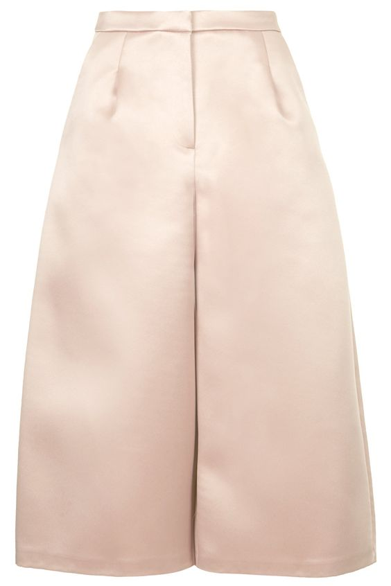 Premium Satin Culottes - Going Out - Clothing - Topshop