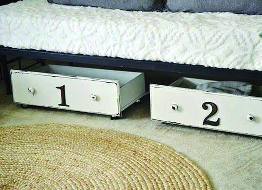 Ideal Under Bed Storage Narrow You Ll Love Under Bed Storage
