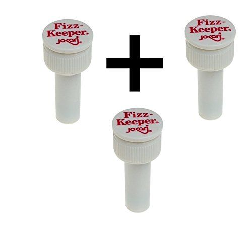 Bottle Openers - Jokari FizzKeeper Pump Caps 3 PackCount *** Read more reviews of the product by visiting the link on the image.