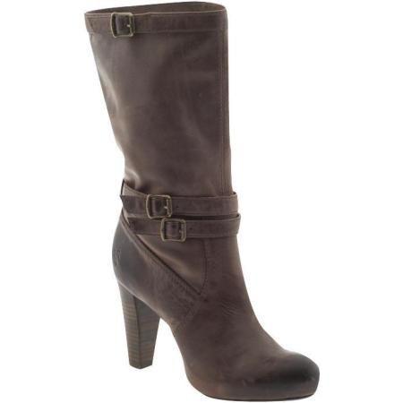 frye miranda slouch mid shaft high heel boots polyvore