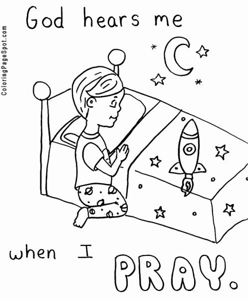 Family Prayer Coloring Page New Pin By Amy Bealo On Junior Church Ideas In 2020 Sunday School Coloring Pages Sunday School Kids Sunday School Printables