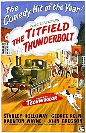 Los apuros de un pequeño tren (1953):