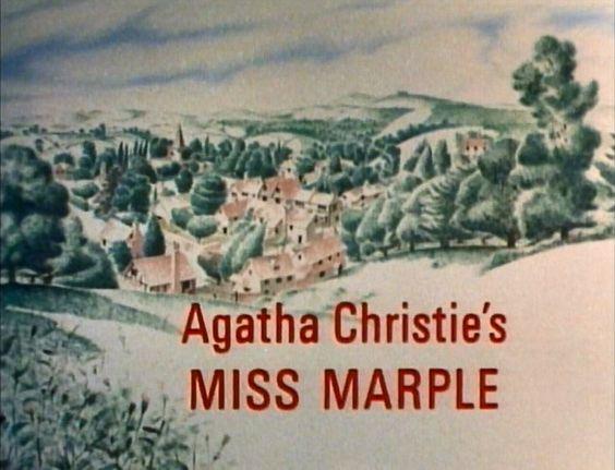 Miss Marple Opening Credits: