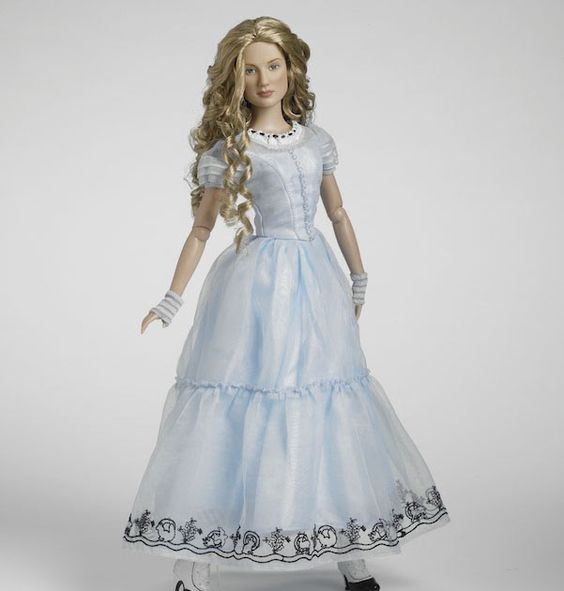 Alice Tonner Dolls are Coming in Wonderland