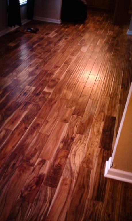 Roads acacia and acacia flooring on pinterest for Tobacco road acacia wood flooring