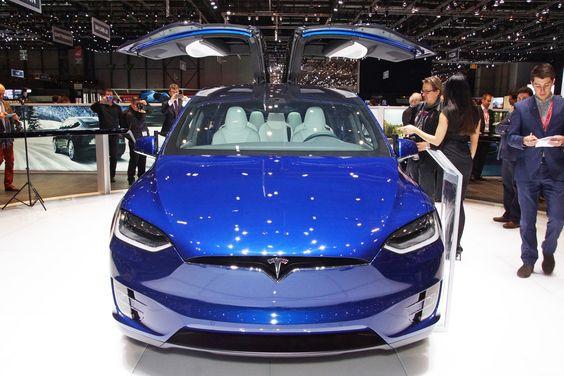 Tesla Model X – Ziemlich abgehoben › Mein Auto Blog