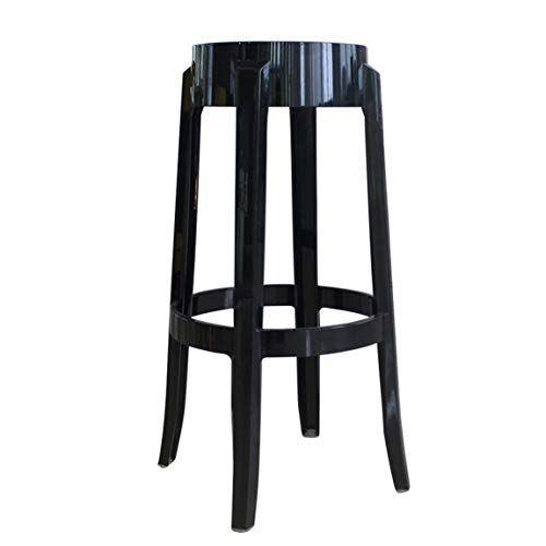 Brilliant Lrw Plastic Stools Thickened Acrylic Chairs Stools Chairs Customarchery Wood Chair Design Ideas Customarcherynet