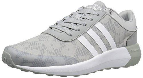 Melodramático blusa amenazar  Amazon.com | adidas Neo Women's Cloudfoam Race W Running Shoe | Road  Running | Adidas women, Black running shoes, Adidas neo