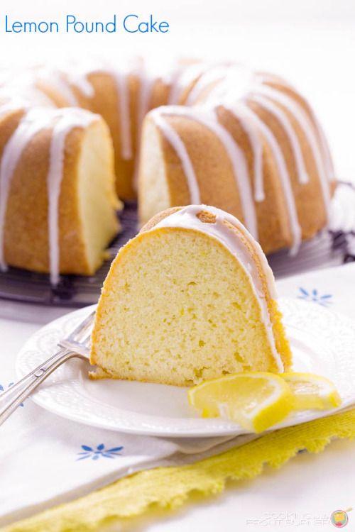Lemon Pound Cake Really nice recipes. Every hour. Show me what  Mein Blog: Alles rund um die Themen Genuss & Geschmack  Kochen Backen Braten Vorspeisen Hauptgerichte und Desserts