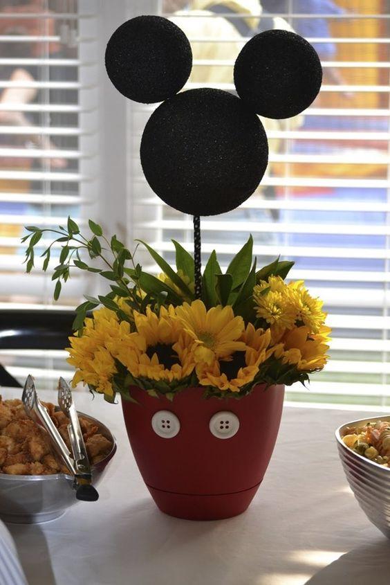 Festa Mickey e Minnie para irmãos: 30 ideias para inspirar!: