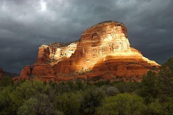 Fall Peaks: Sedona, Arizona   adventure journal