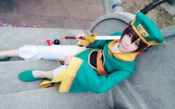 Syaoran Li(Card Captors Sakura) | LIANG - WorldCosplay