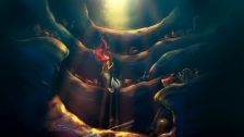 The little mermaid walt disney cartoon