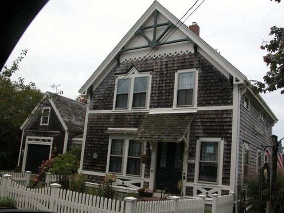 Perfect example of the Cape Code Style in Chatham, MA.   Go to www.YourTravelVideos.com or just click on photo for home videos and much more on sites like this.