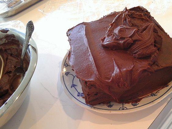 wellesley fudge cake