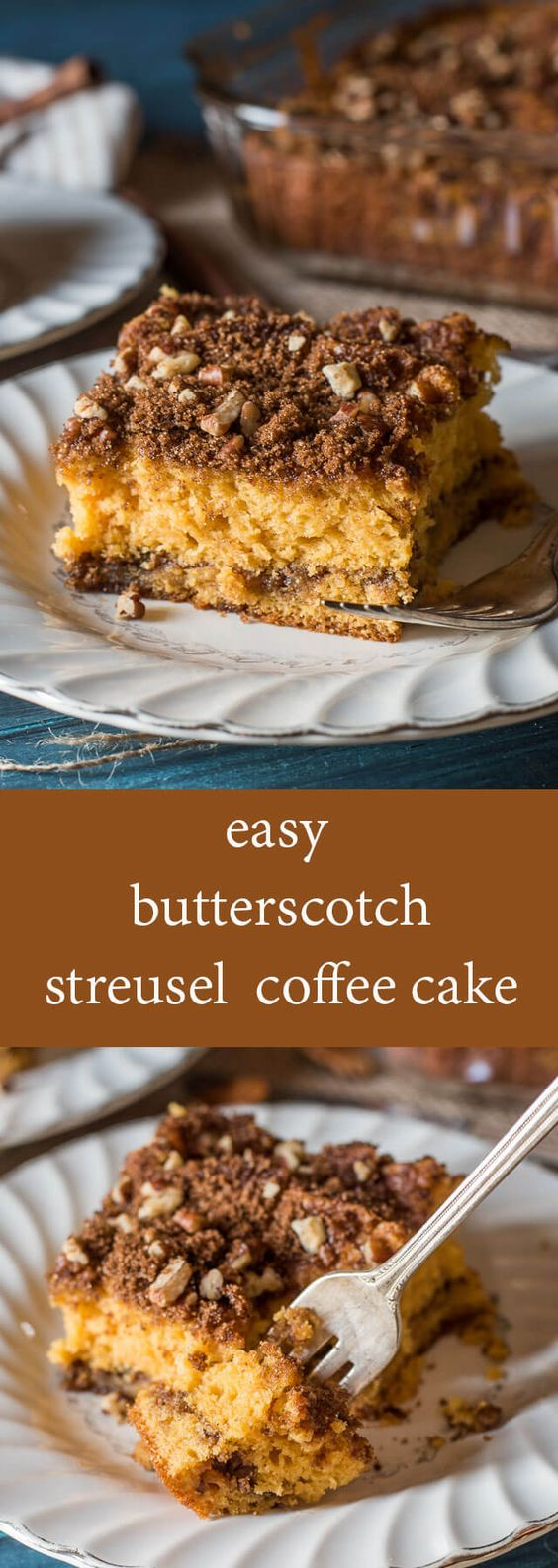 Coffee cake, Coffee and Boxed cake on Pinterest