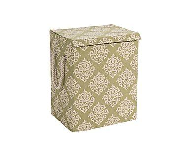 Корзина для белья складная Arabesque - картон, 38х48 см