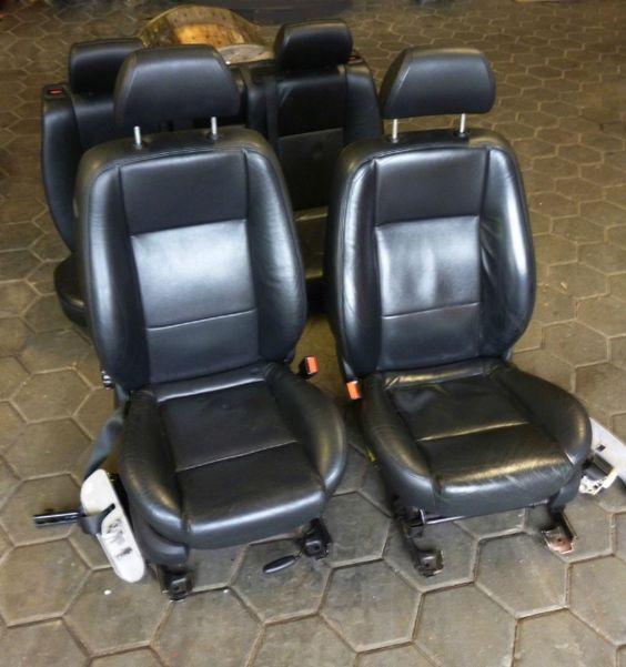 Sitzausstattung Sitze Rückbank Leder Ford Mondeo MK3 Kombi