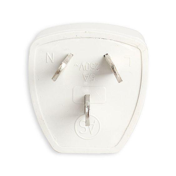 Ni5l Portable Adapter Travel Adaptor 3 Pin Au Converter Plug Charger For Australia