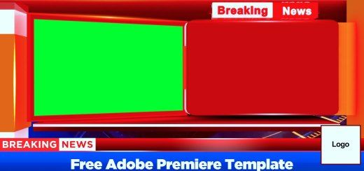 Breaking News Animated Graphic Package Adobe Premiere Templates Mtc Tutorials News Channels Free Videos Video Editing Apps
