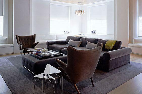Stylish apartment in Tribeca by Jarlath Mellett