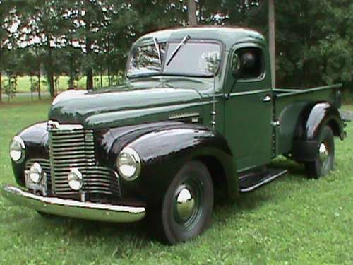 1949 International KB2 Pickup Truck