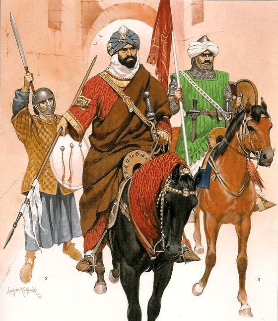 Reconquista cristiana medieval de la Península Ibérica y Baleares 9a7d978fc3141de30e51686aefb4c82d