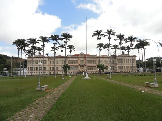 Viçosa, Minas Gerais, Brazil -- Federal University of Viçosa - one of the best federal institutions of Brazil, mainly in the areas of animal husbandry and agricultural sciences.