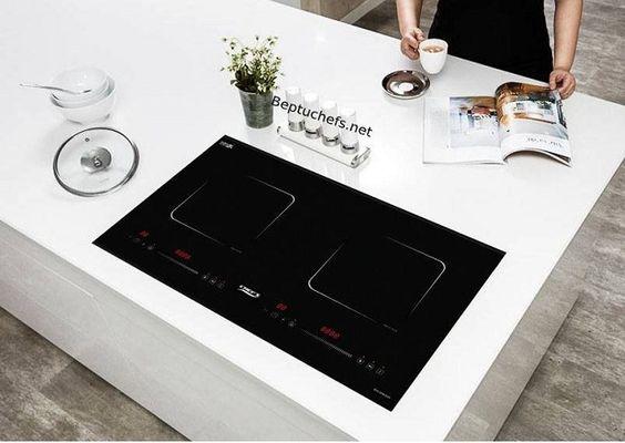 Dùng bếp từ Chefs EH DIH320 có an toàn không?
