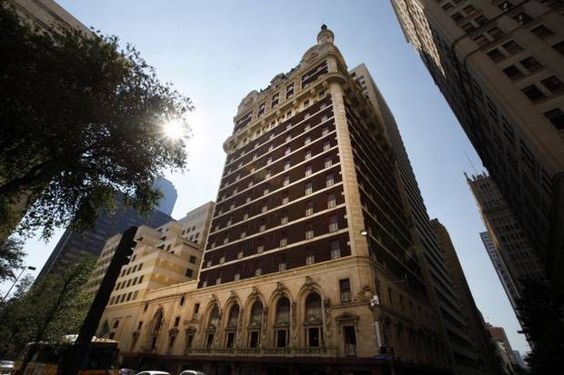 According to The Dallas Morning News, downtown's Adolphus Hotel may be sold!