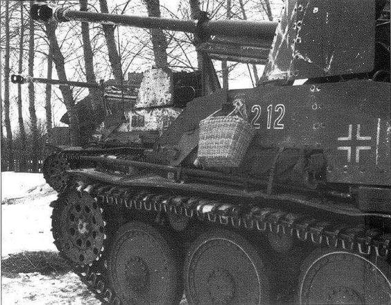 Panzerjäger (38) Sdkfz. 139 Marder III