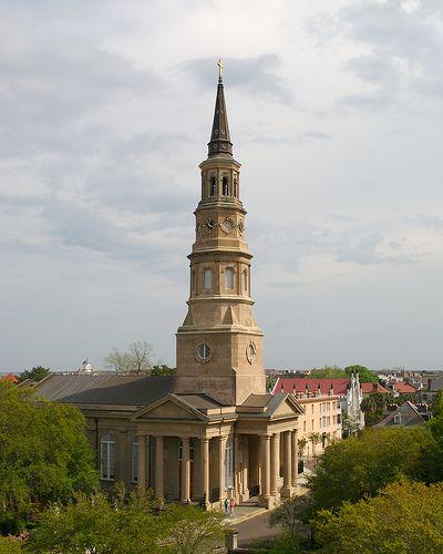 St. Phillips Church, Charleston, SC