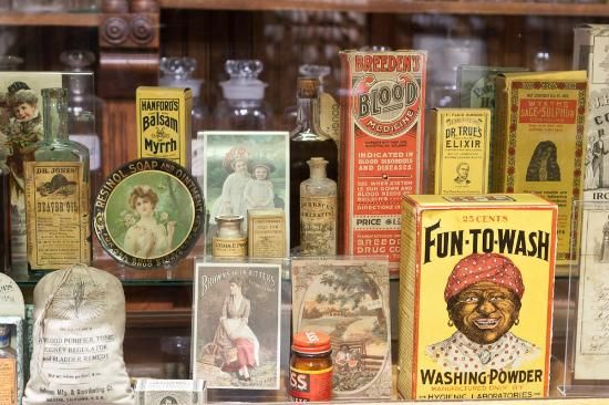 1800's pharmacy photos | Ouray, CO: More 1800's products and advertising