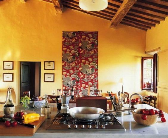 Kuchen, Dekoration and Orange on Pinterest