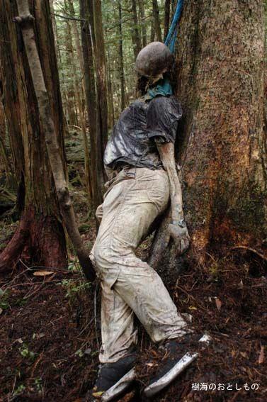 Aokigahara, el bosque de los suicidas 9a81330279b3d9a8f9aeea0b5647ab9a
