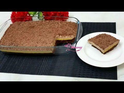 حلى بارد سهل وسريع بدون فرن في دقائق بأسهل مكونات Youtube Food Yummy Food Desserts