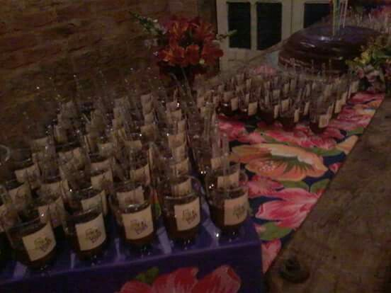 Festa 30 anos com tema tropical feita por Sua Festa Organizada (www.facebook.com/festaorganizada)